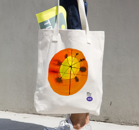 Eric Brown Tote bag