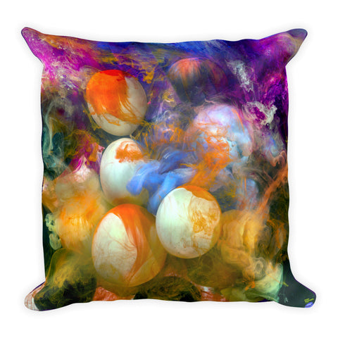 Kim Keever Square Pillow II