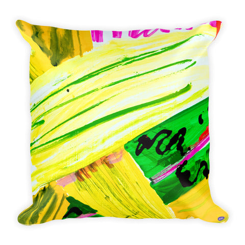 Natalie Westbrook Pillow II - Square
