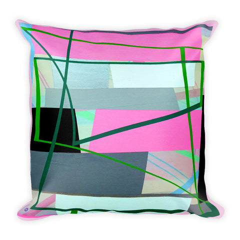 Gary Petersen Pillow - Square II