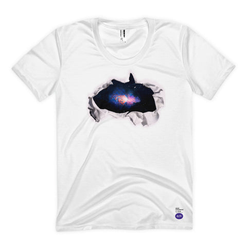 Adam Cvijanovic T-Shirt - Women's - galactic vista