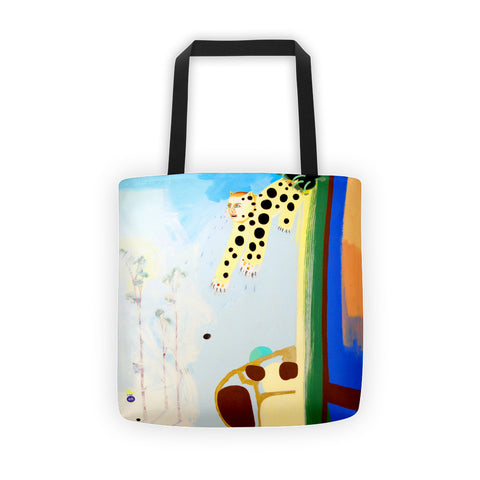 David Humphrey Tote Bag