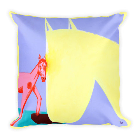 David Humphrey Pillow II - Square