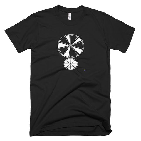 Cary Smith T-Shirt - Men's/Unisex - Black T / White Emblem