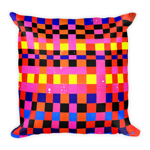 Reed Anderson Pillow - Square  II