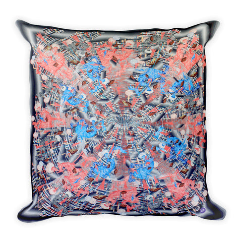 Andrew Schoultz Pillow - Square
