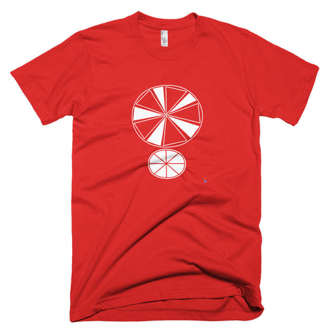 Cary Smith T-Shirt - Men's/Unisex - Red T / White Emblem
