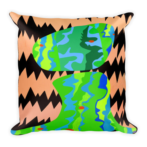 Lucio Pozzi Pillow - Square