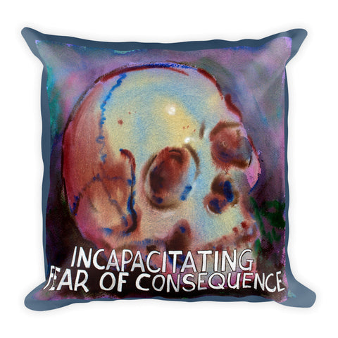 GUY RICHARDS SMIT - PILLOW - INCAPACITATING FEAR OF CONSEQUENCE/KNOWN QUANTITY