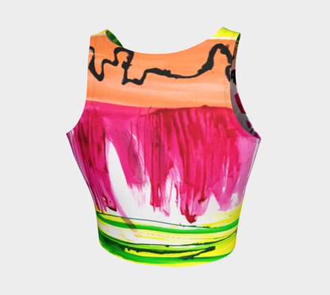 Natalie Westbrook Crop Top II