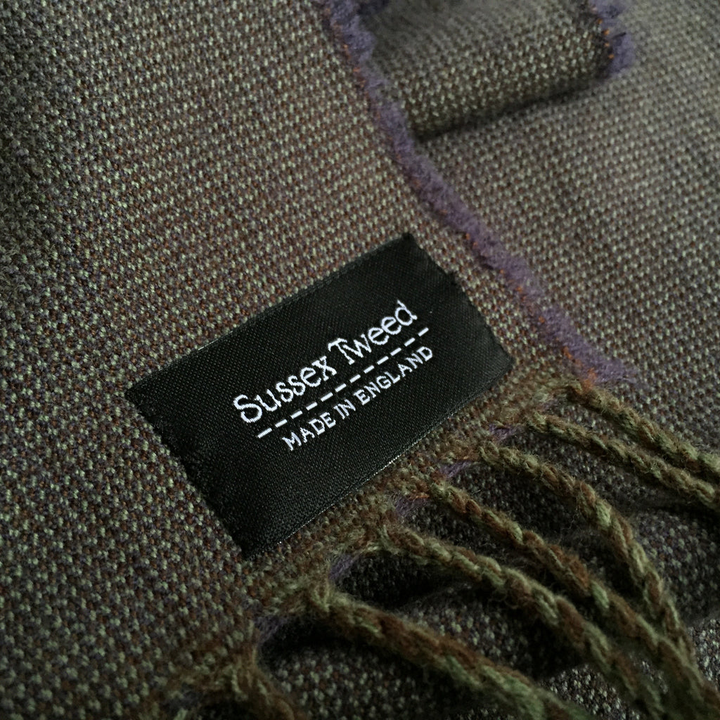Sussex Tweed Worsted Woollens are here!
