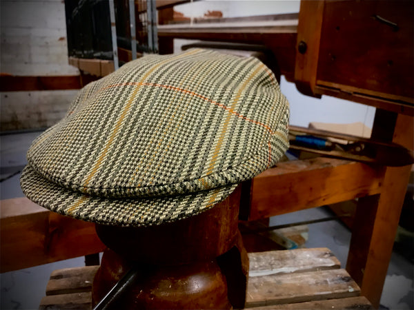Sussex Tweed Hartfield cap