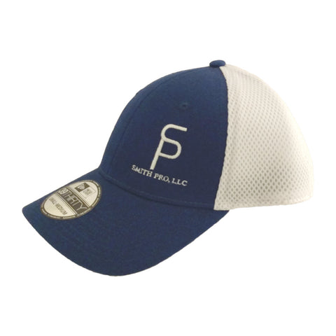 SmithPRO Blue/White Mesh Hat