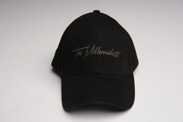 TM Black Logo Cap