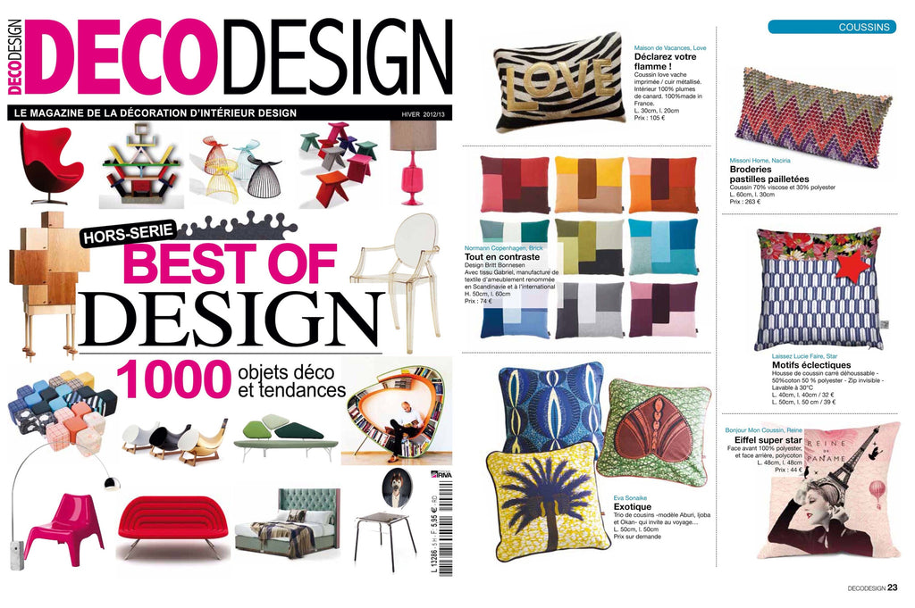 Deco Design - Autumn 2012