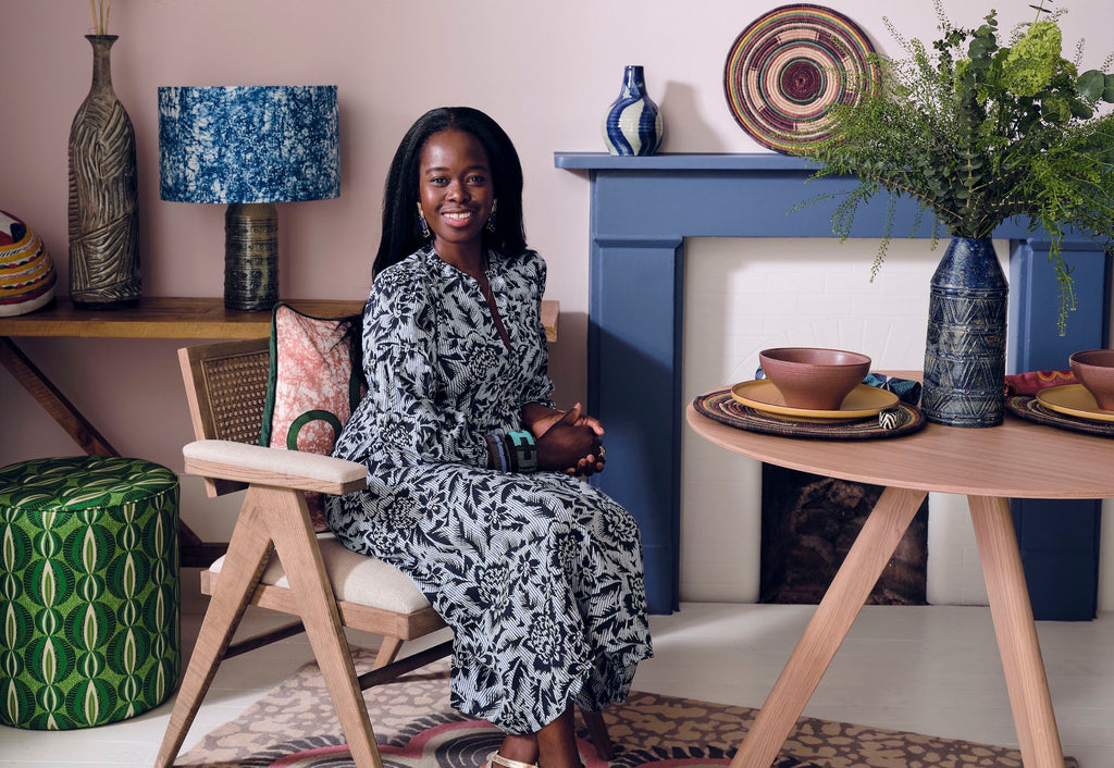 Eva Sonaike for Dulux Heritage in Livingetc