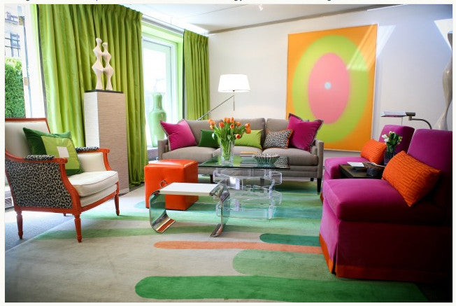'Greenery' And How To Use It In Interiors