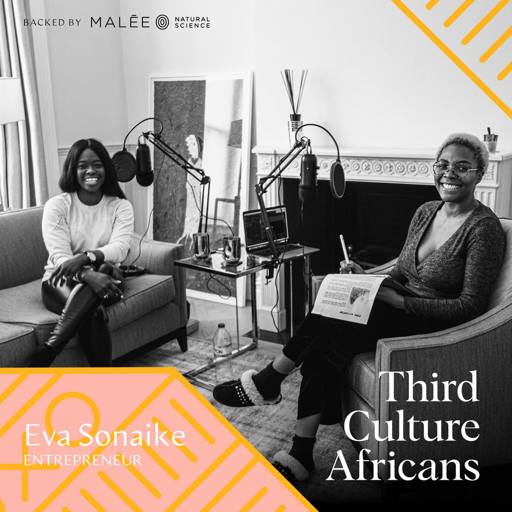 Eva Sonaike on Third Culture Africans Podcast