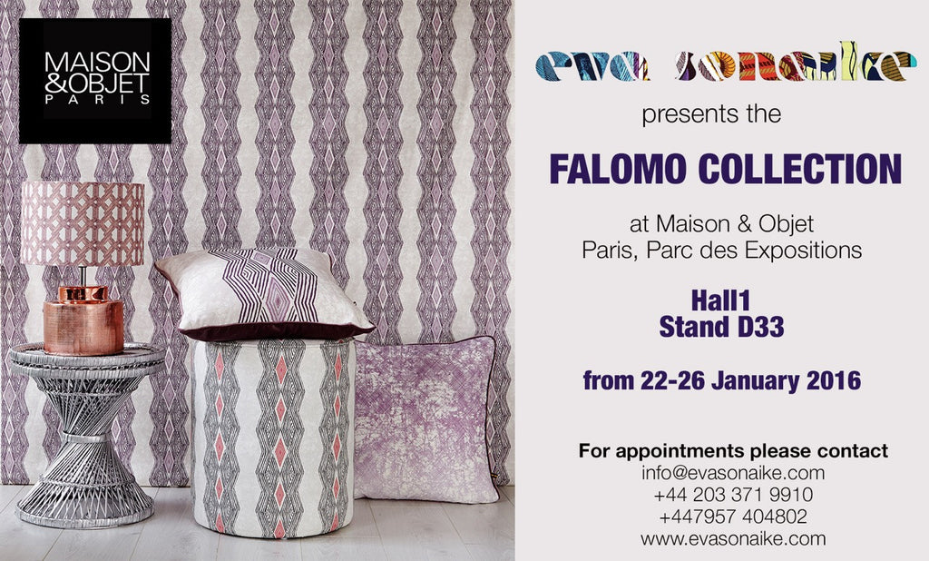 The Falomo Collection at Maison & Objet