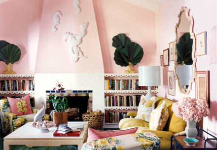 Our favourite Florida Pink Interiors