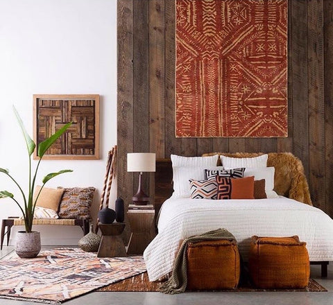 Decorate Your Home With African Textiles Eva Sonaike