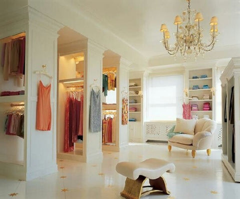 Your Dream Walk-In Wardrobe