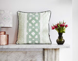 Ala Cushion Green