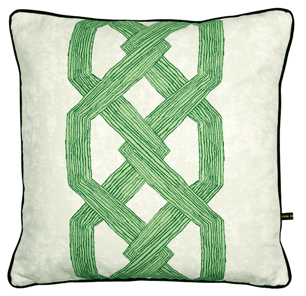 Aluro Cushion Green