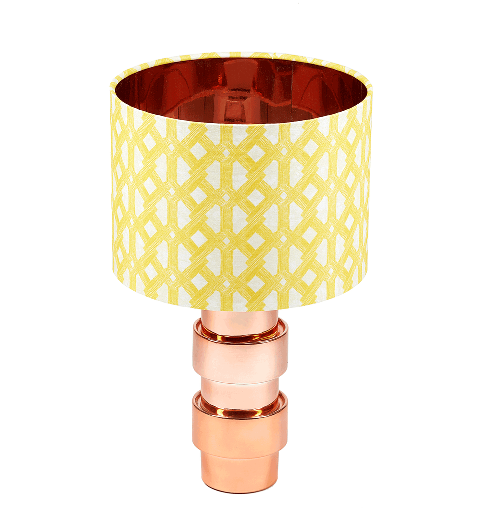 Aluro Lamp Shade Yellow