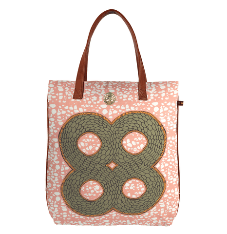 EJO Shopper Bag Pink