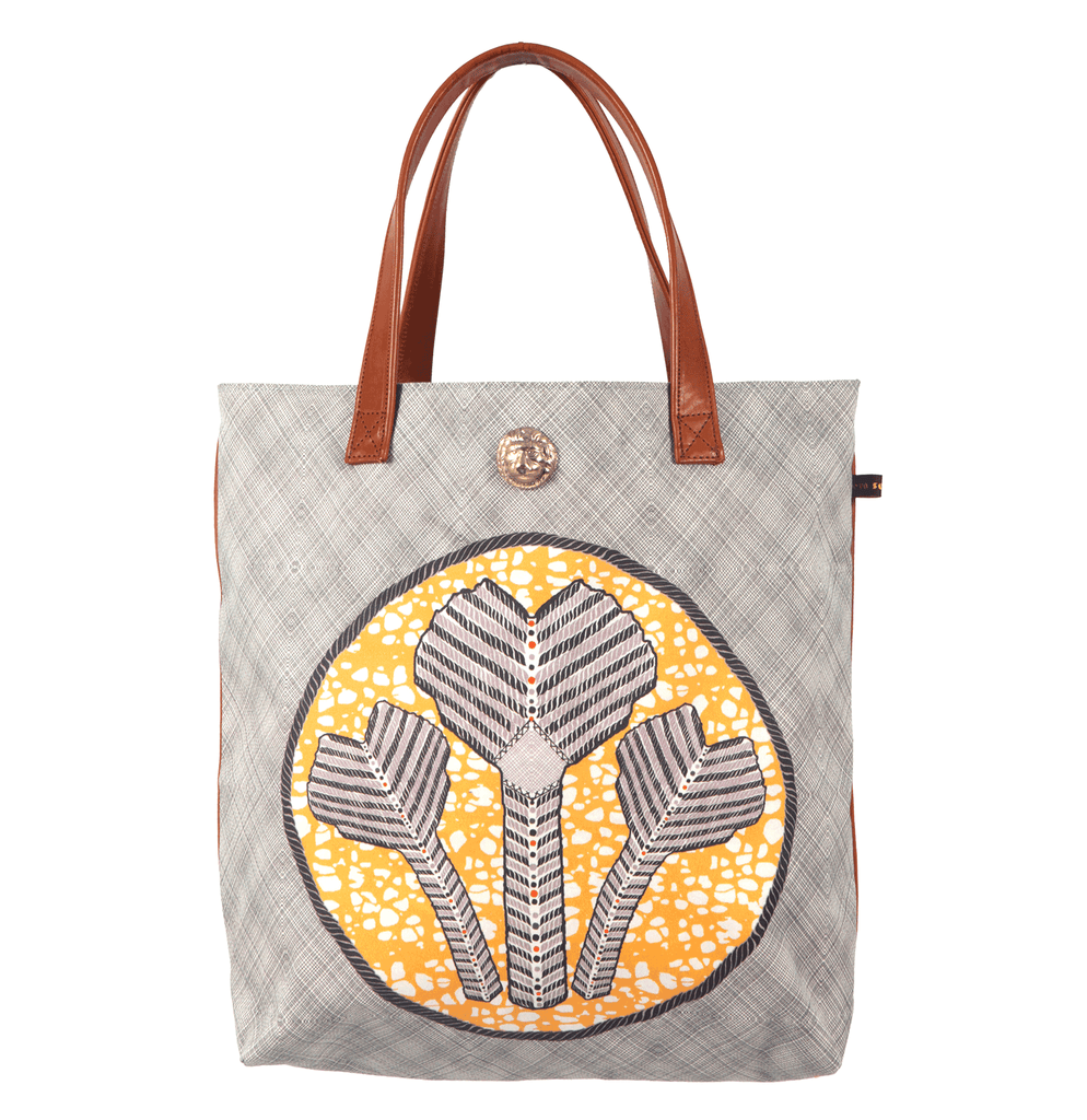 ERIN Shopper Bag Grey