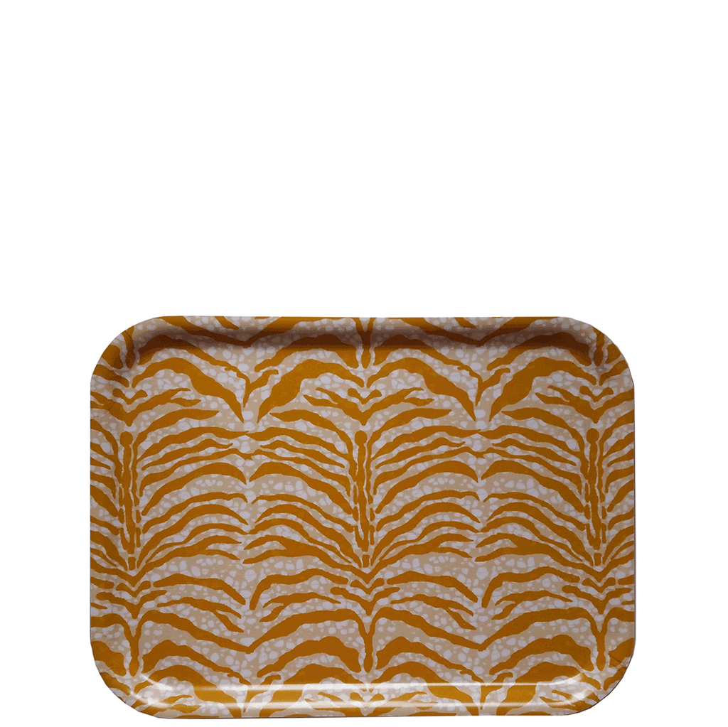 Esin Tea Tray Yellow