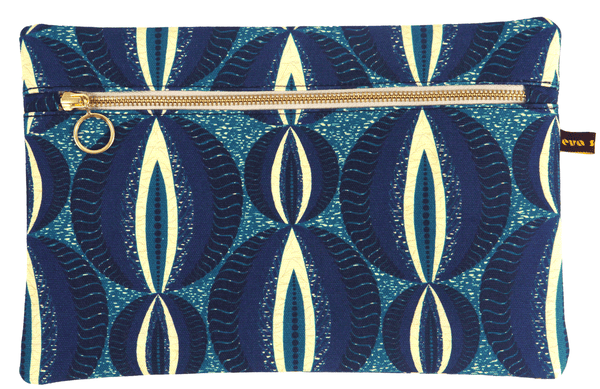 Ijoba Make-Up Bag Blue