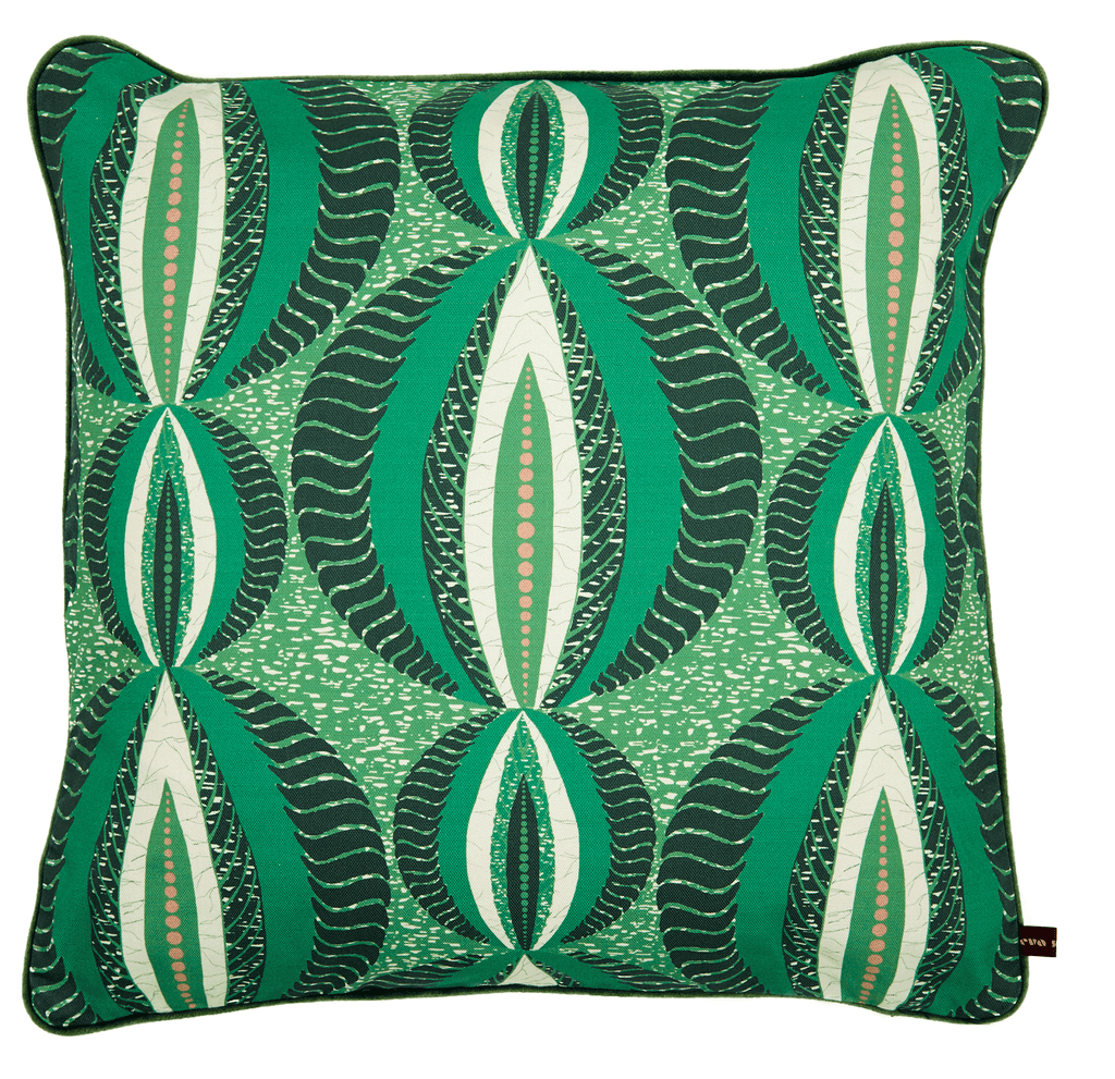 IJOBA Cushion Green