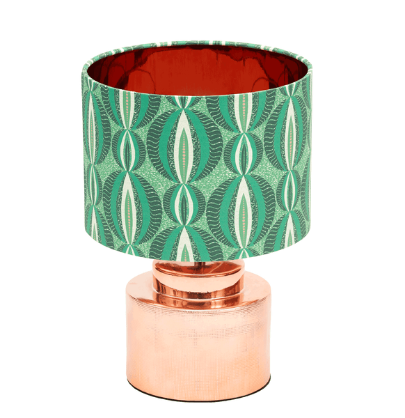 Lamp shades ijoba lamp shade green mozeypictures Images