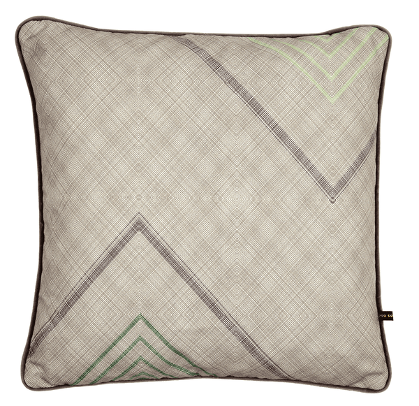 Iri Cushion Grey