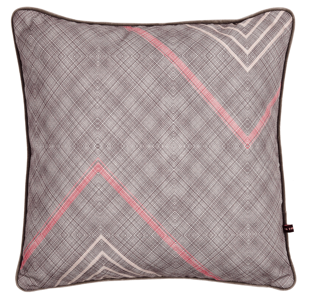 Iri Cushion Purple