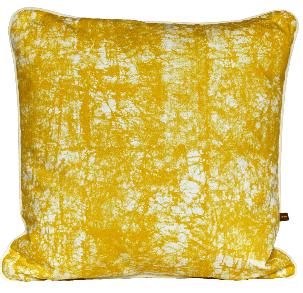 Koja Cushion Yellow