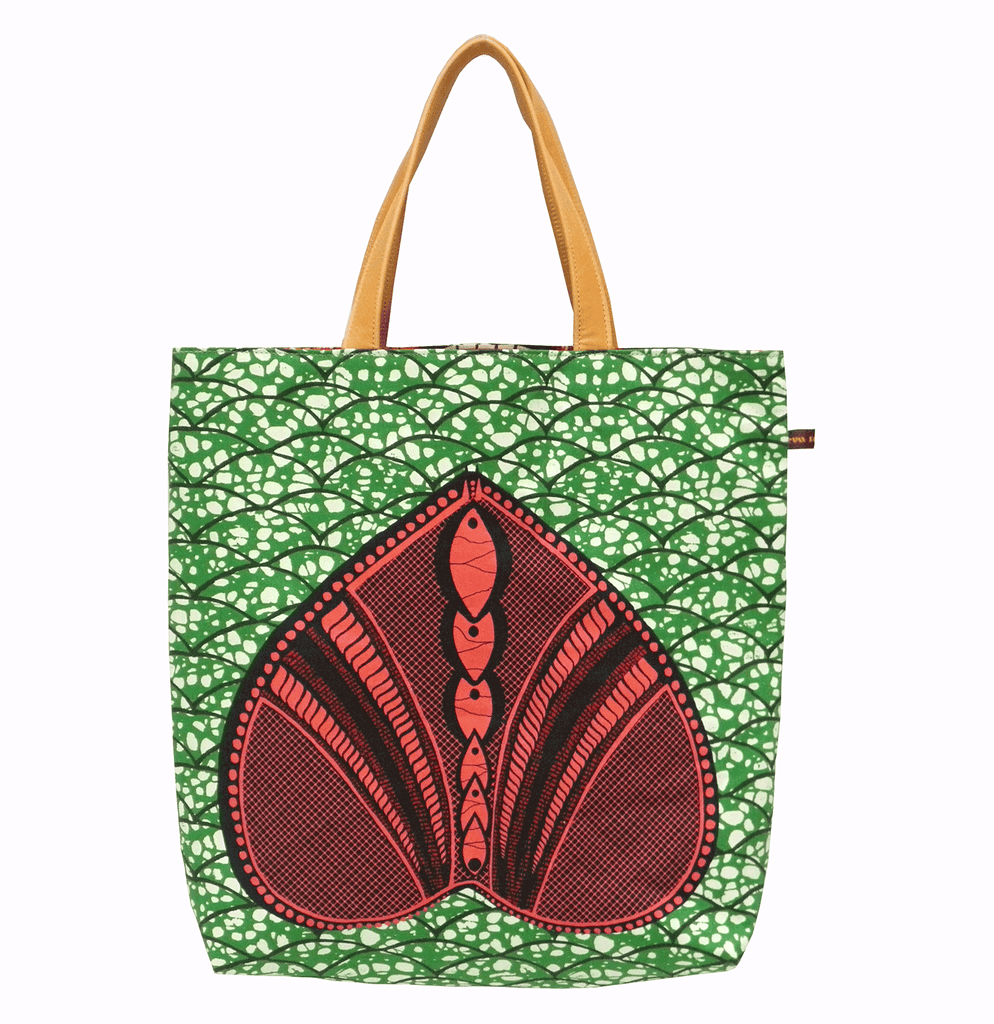OKAN Shopper Bag Green