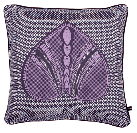 OKAN Cushion Purple