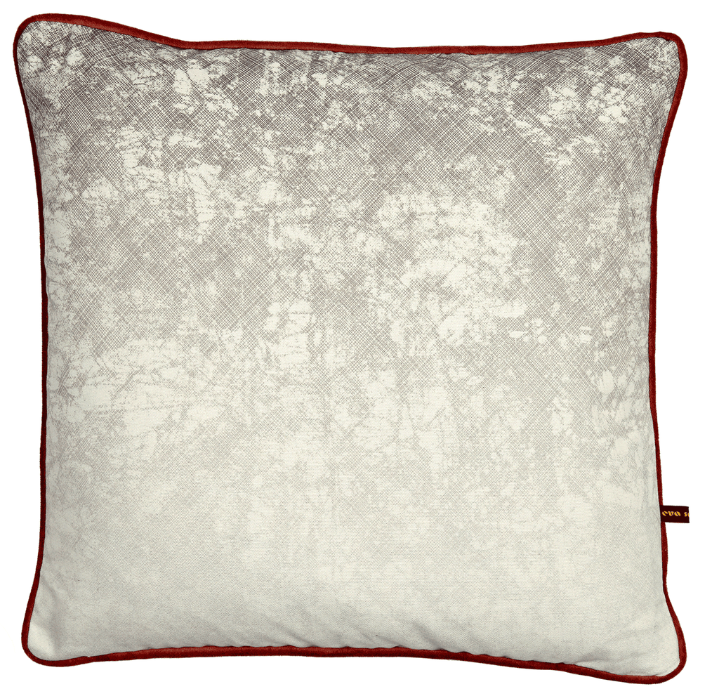 Okuta Cushion Grey