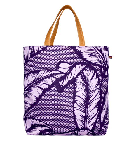 WEWE Shopper Bag Purple