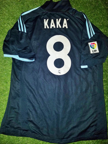 Kaka Real Madrid 2009 2010 DEBUT SEASON Jersey Shirt Camiseta L E84339 AV1001 foreversoccerjerseys