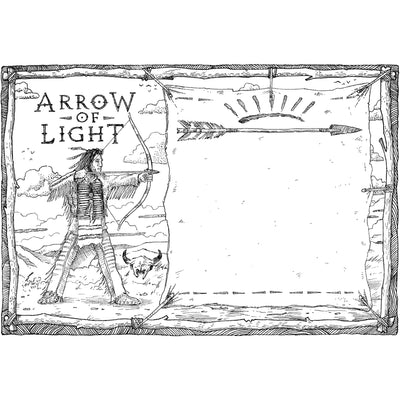 Cub Scouts Arrow of Light Custom