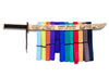 Kirin Dojo Martial Arts Belt Rack Customizable Wall Sign
