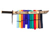 Martial Arts Tiger Belt Rack Katana Award