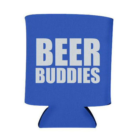 Beer Buddies Koozie - Blue
