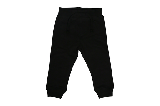 Solid Jogger Pants - Black (1484973473867)