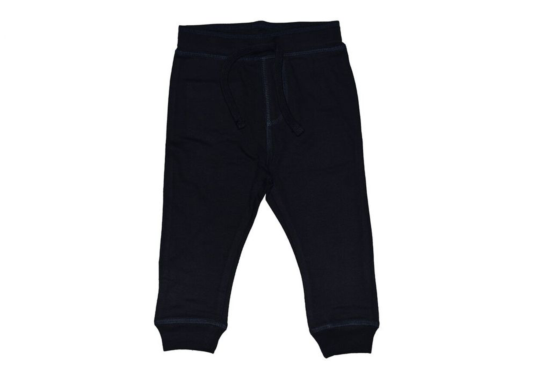 Solid Jogger Pants - Navy
