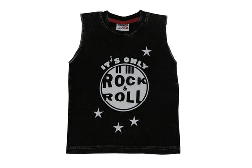 Muscle Tee - Rock & Roll (1489493098571)
